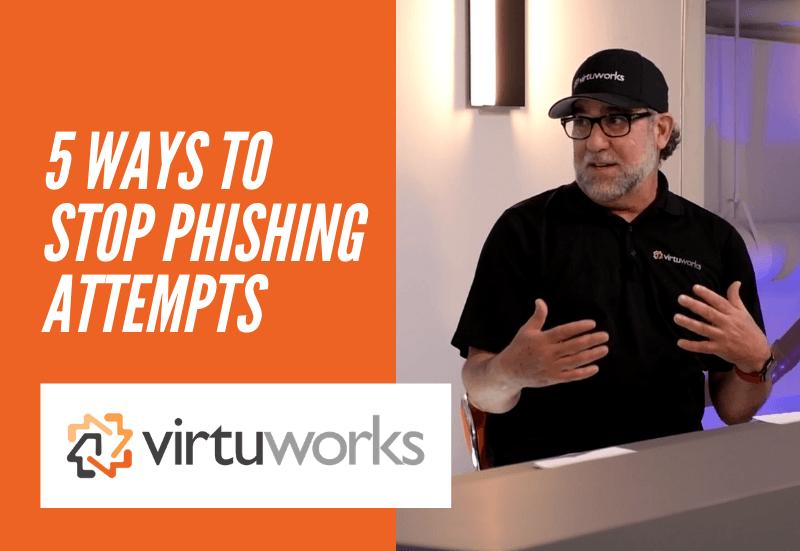 phishing attempts
