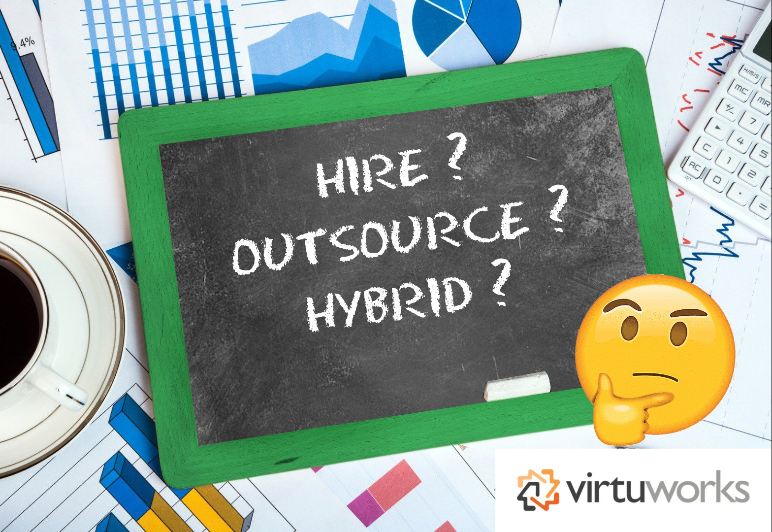 Outsourced IT, Internal IT, or both: Which is right for you?