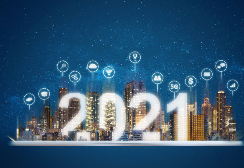Business Technology Trends for 2021